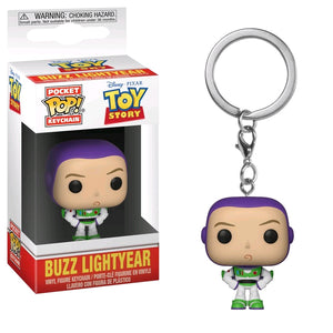 Toy Story - Buzz Pocket Pop! Vinyl Keychain