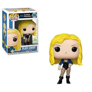 Green Arrow - Black Canary ECCC 2019 US Exclusive Pop! Vinyl