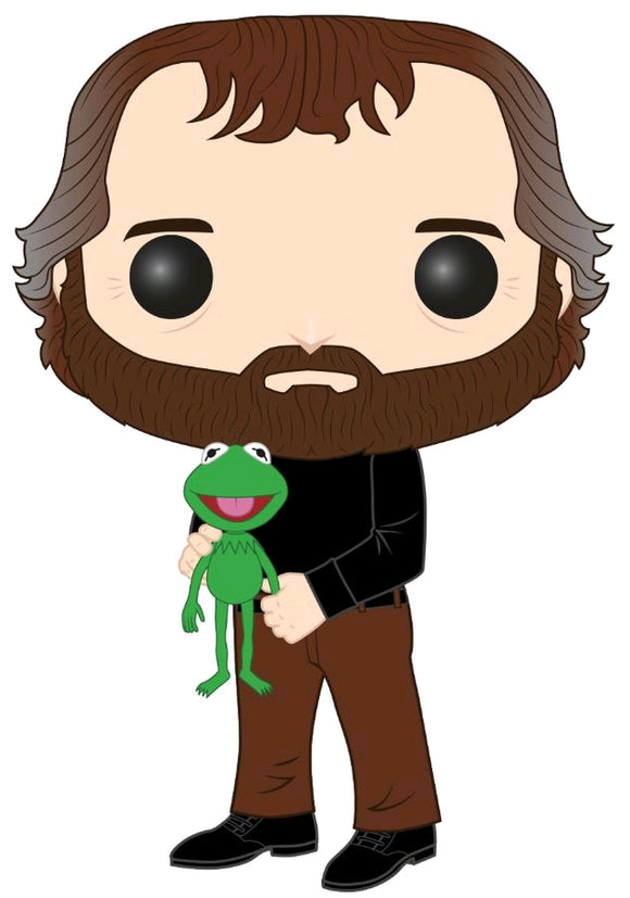Muppets - Jim Henson with Kermit Pop! Vinyl