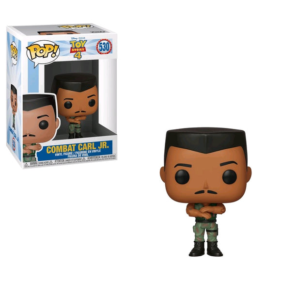 Toy Story 4 - Combat Carl Jr Pop! Vinyl