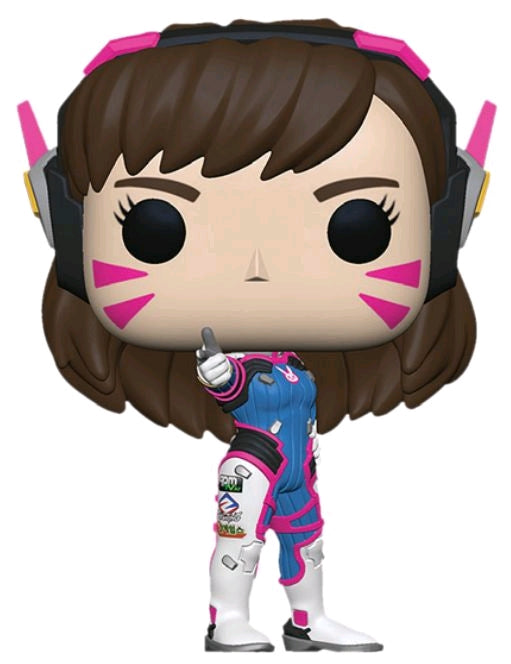 Overwatch - D.Va Pop! Vinyl