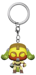 Overwatch - Orisa Pocket Pop! Keychain