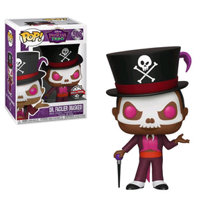 The Princess and the Frog - Dr. Facilier with Mask US Exclusive Pop! Vinyl