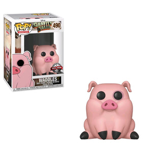 Gravity Falls - Waddles US Exclusive Pop! Vinyl