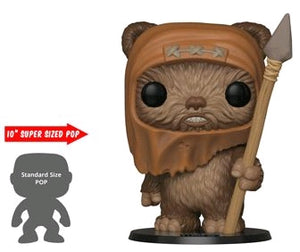 "Star Wars - Wicket 10"" US Exclusive Pop! Vinyl"