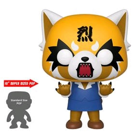 "Aggretsuko - Aggretsuko Rage US Exclusive 10"" Pop! Vinyl"