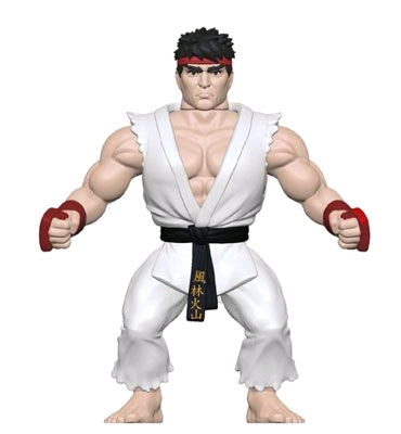 *Pre-order* Street Fighter - Ryu Savage World Action Figure