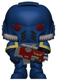Warhammer 40K - Primaris Intercessor Pop! Vinyl