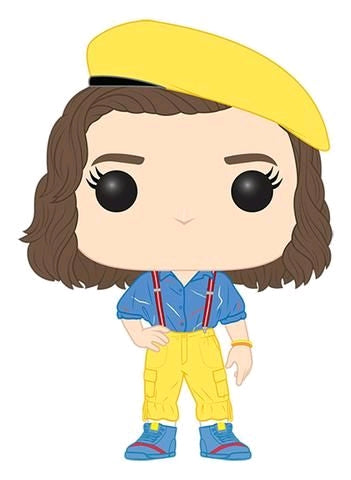 Stranger Things - Eleven in Yellow Outfit US Exclusive Pop! Vinyl