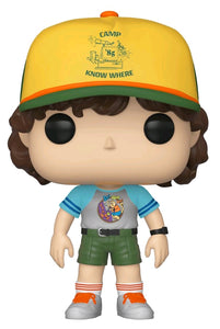 Stranger Things - Dustin Arcade Cat Tee US Exclusive Pop! Vinyl