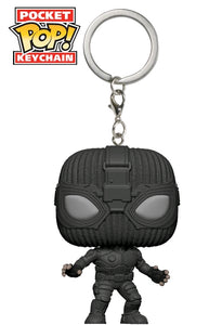 Spider-Man: Far From Home - Stealth Suit Pocket Pop! Vinyl Keychain