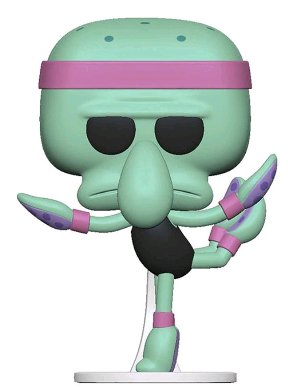 Spongebob SquarePants - Squidward Ballerina Pop! Vinyl