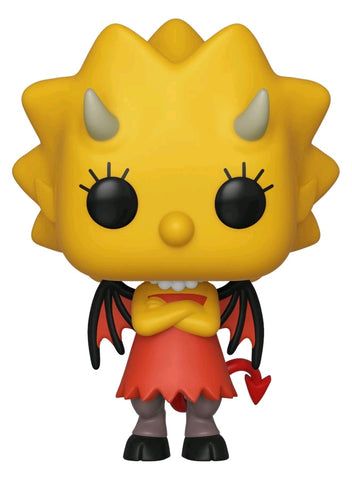*Pre-order* Simpsons - Lisa as Devil Pop! Vinyl (ETA August)