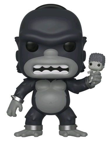 *Pre-order* Simpsons - Homer Kong Pop! Vinyl (ETA August)
