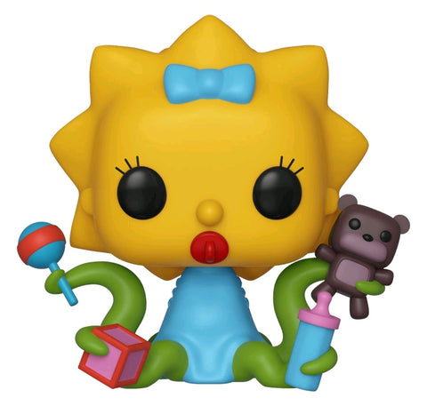 *Pre-order* Simpsons - Maggie Alien Pop! Vinyl (ETA August)