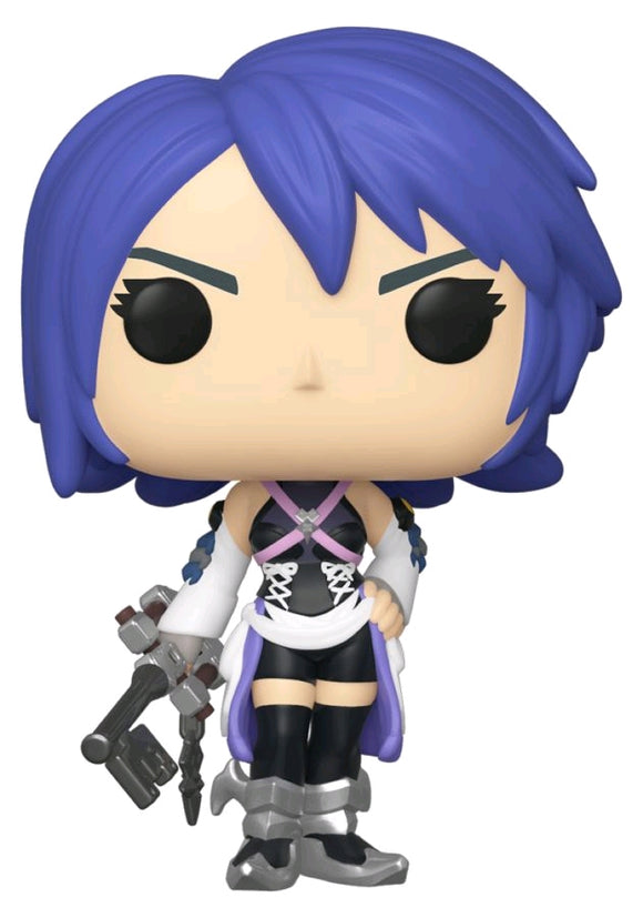 Kingdom Hearts 3 - Aqua Pop! Vinyl