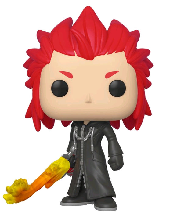 Kingdom Hearts 3 - Axel with Chakrams US Exclusive Pop! Vinyl