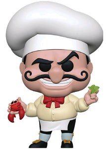 The Little Mermaid - Chef Louis Pop! Vinyl