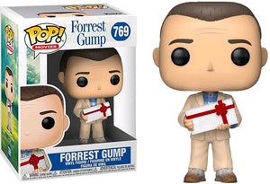 Forrest Gump - Forrest Gump with Chocolates Pop! Vinyl