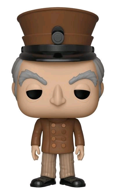 Thunderbirds - Parker Pop! Vinyl