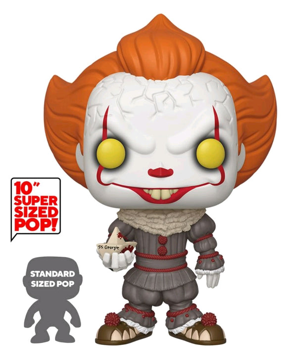It: Chapter 2 - Pennywise with Boat 10