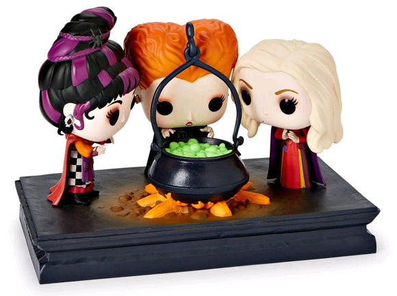Hocus Pocus - Sanderson Sisters Movie Moment US Exclusive Pop! Vinyl