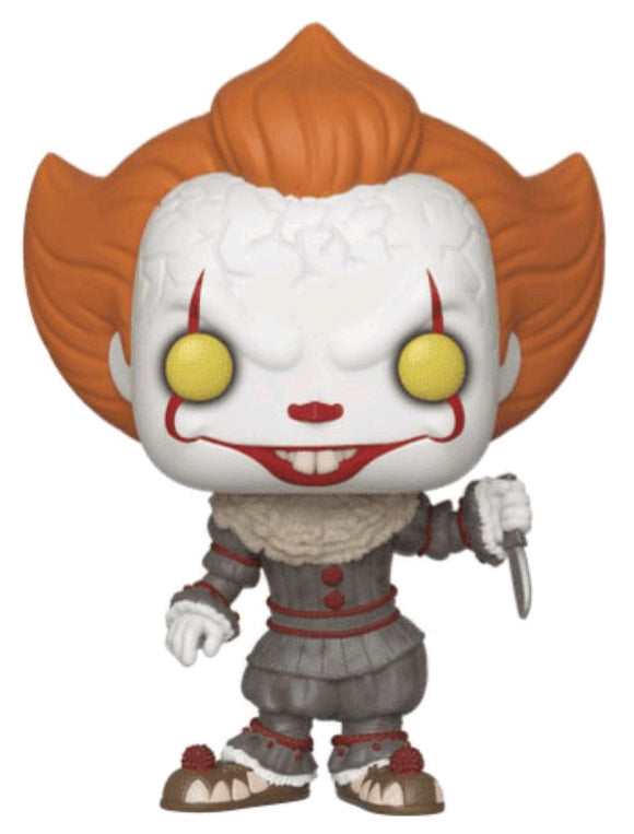 It: Chapter: 2 - Pennywise with Blade US Exclusive Pop! Vinyl