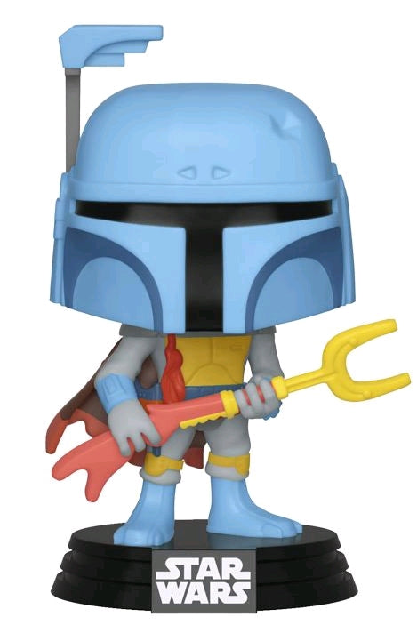 Star Wars - Boba Fett Animated US Exclusive Pop! Vinyl