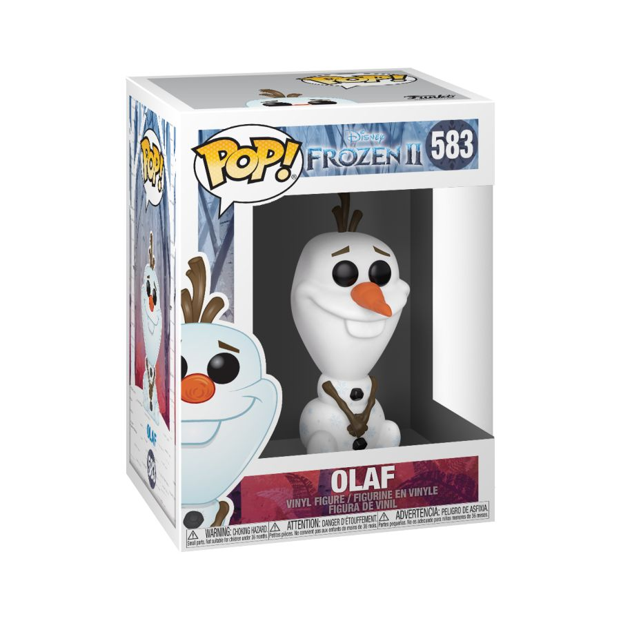 Frozen 2 - Olaf Pop! Vinyl