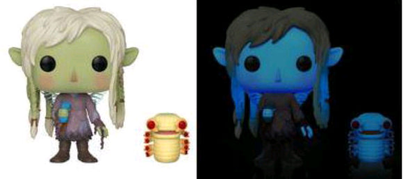 The Dark Crystal: Age of Resistance Deet Glow US Exclusive Pop! Vinyl