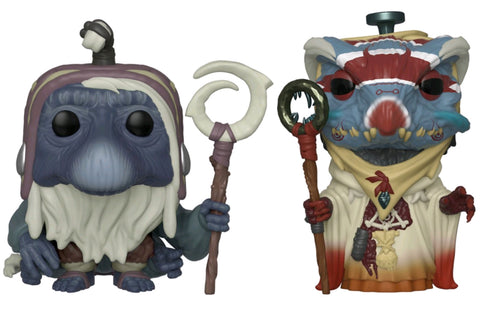 The Dark Crystal AoR Wanderer & The Heretic 2pk NYCC 2019 Exclusive Pop! Vinyl
