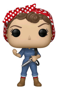 American History - Rosie the Riveter US Exclusive Pop! Vinyl