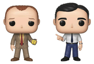 The Office - Toby vs Michael Pop! Vinyl 2-pack