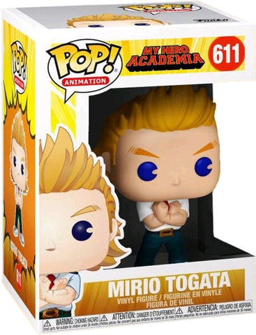 *Pre-order* My Hero Academia - Mirio Togata US Exclusive Pop! Vinyl (ETA October)