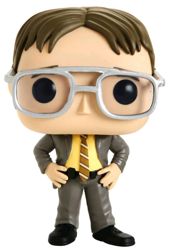 *Pre-order* The Office - Jim As Dwight Pop! Vinyl (Returning TBA)