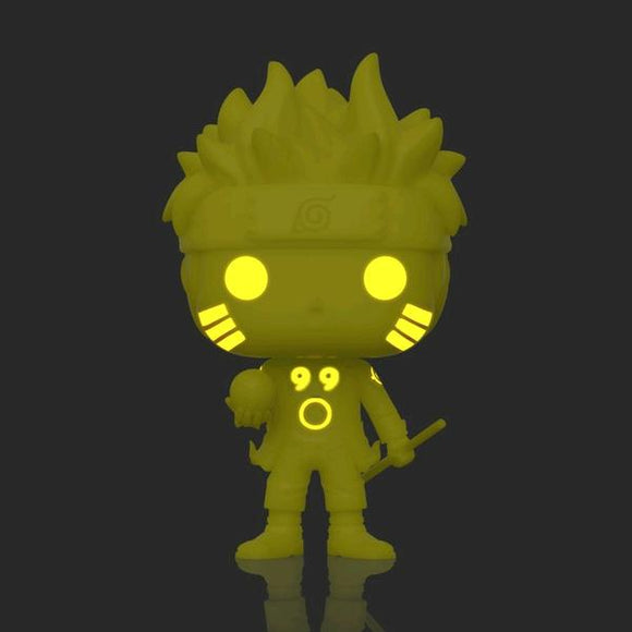 *Pre-order* Naruto - Naruto Six Path Yellow Glow US Exclusive Pop! Vinyl (ETA May)