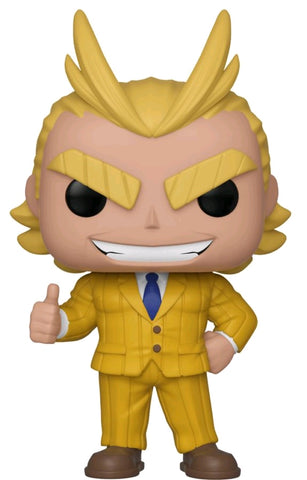 *Pre-order* My Hero Academia - All Might (Teacher) Pop! Vinyl (ETA September)
