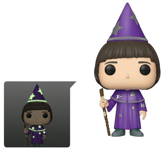 Stranger Things - Will the Wise Glow US Exclusive Pop! Vinyl