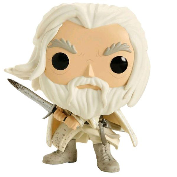 Lord Of The Rings - Gandalf The White With Sword Pop! Vinyl