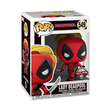 Deadpool - Lady Deadpool 80th Anniversary US Exclusive Pop! Vinyl