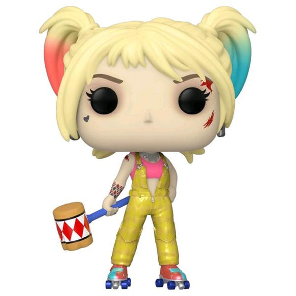 Birds of Prey - Harley Quinn Boobytrap Battle US Exclusive Pop! Vinyl