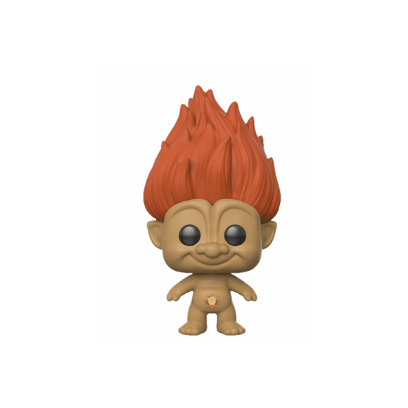 Trolls - Orange Troll Pop! Vinyl