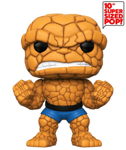 "Fantastic Four - The Thing US Exclusive 10"" Pop! Vinyl"