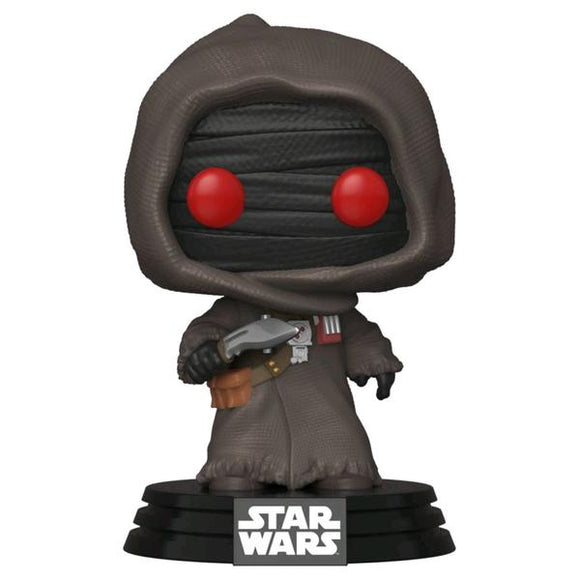 Star Wars: Mandalorian - Offworld Jawa Pop! Vinyl