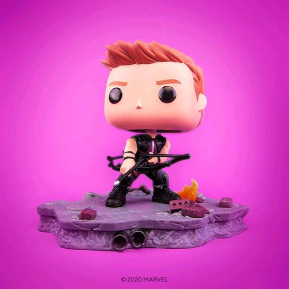 *Pre-order* Avengers - Hawkeye (Assemble) US Exclusive Pop! Vinyl Deluxe (ETA May)