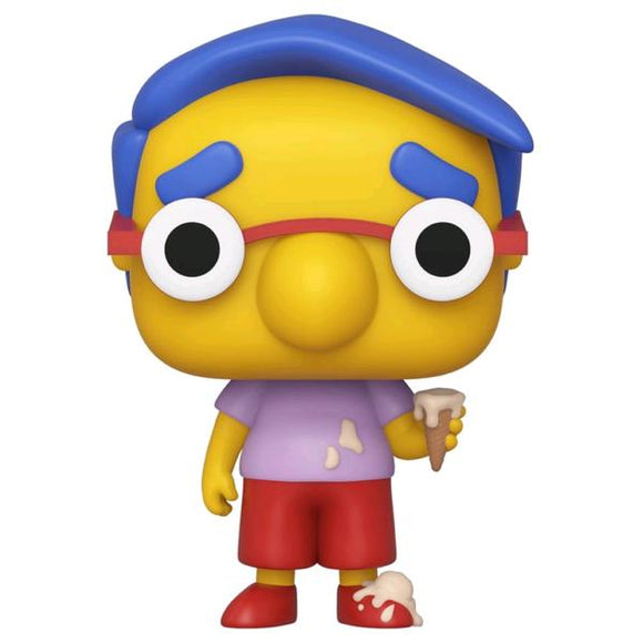 The Simpsons - Milhouse Pop! Vinyl EC20