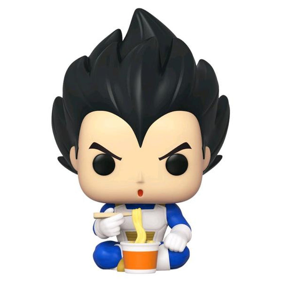 Dragon Ball Z - Vegeta Eating Noodles Pop! Vinyl EC20
