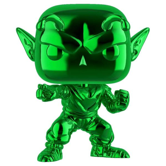 Dragon Ball Z - Piccolo Green Chrome Pop! Vinyl EC20