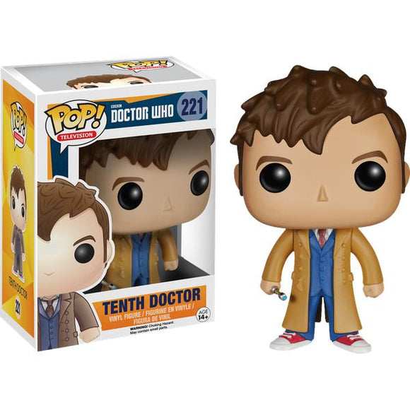Doctor Who - Tenth Doctor Pop! Vinyl