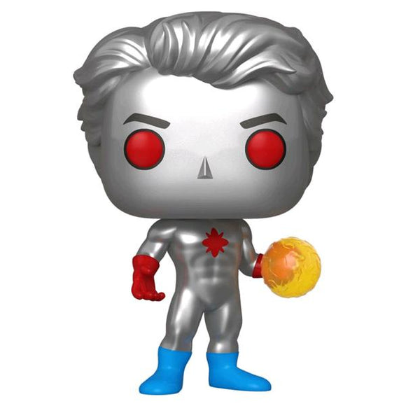 DC Super Heroes - Captain Atom Pop! Vinyl WC20